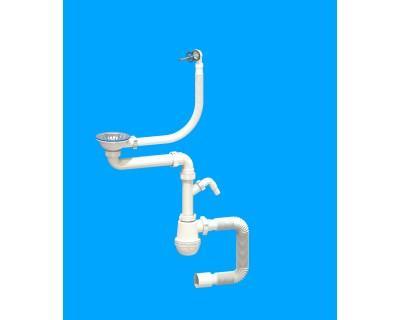 Сифон для керамической мойки MSC-02-ES оптом и в розницу