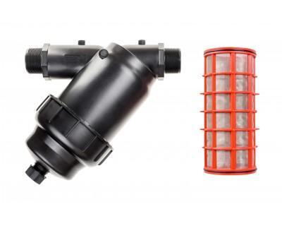 """Фильтр 20 м.куб/час 1 1/2"""" Сетка, оптовая и розничная продажа"""