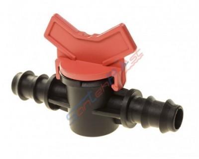 Кран проходной для трубки DP, оптовая и розничная продажа