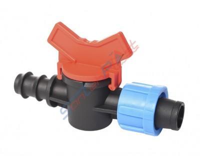 Кран редукционный трубки-ленты (DT-DP)